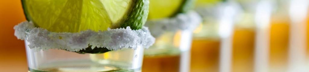 Párlatok - tequila, calvados, grappa