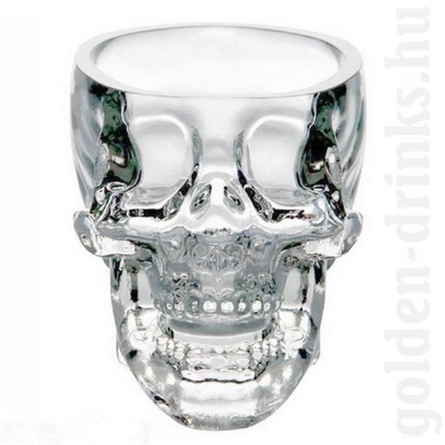 Crystal Head Shot pohár 60 ml