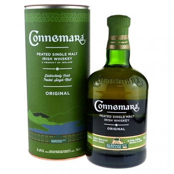 Connemara Single Malt irish whiskey 0,7 pDD