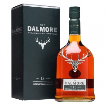 Dalmore 15é Single Malt Scotch whisky 0,7 40% pDD