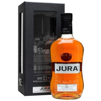 Jura 21é Single Malt Scotch whisky 0,7 44% pDD