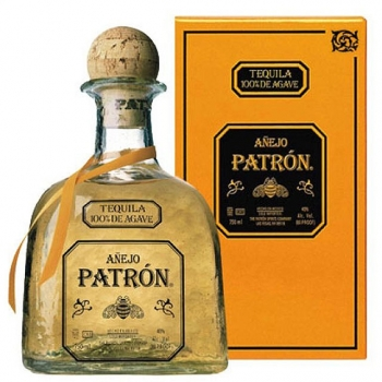 Tequila Patrón Anejo 0,7 40% pDD