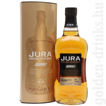 Jura Journey Single Malt Scotch whisky 0,7 40% pDD