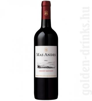 BPHR Mas Andes Cabernet Sauvignon 0,75 13,5%
