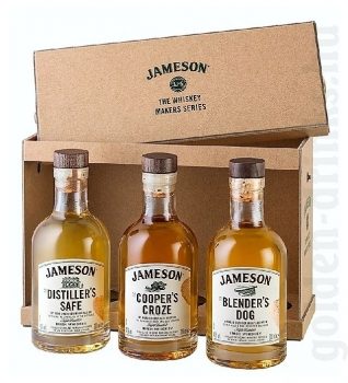 Jameson Makers Series 3x0,2 43% pDD