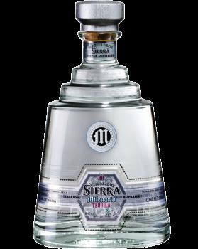 Tequila Sierra Milenario Blanco 0,7 41,5%