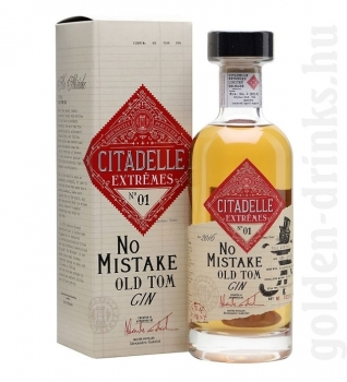 Citadelle No Mistake Old Tom gin 0,5 46% pDD