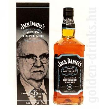 Jack Daniel's Master Distiller No.4. 0,7 43% pDD