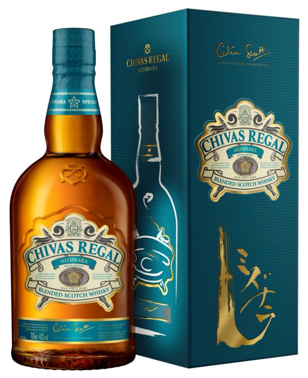 Chivas Regal Mizunara Whisky 0,7 40% pDD